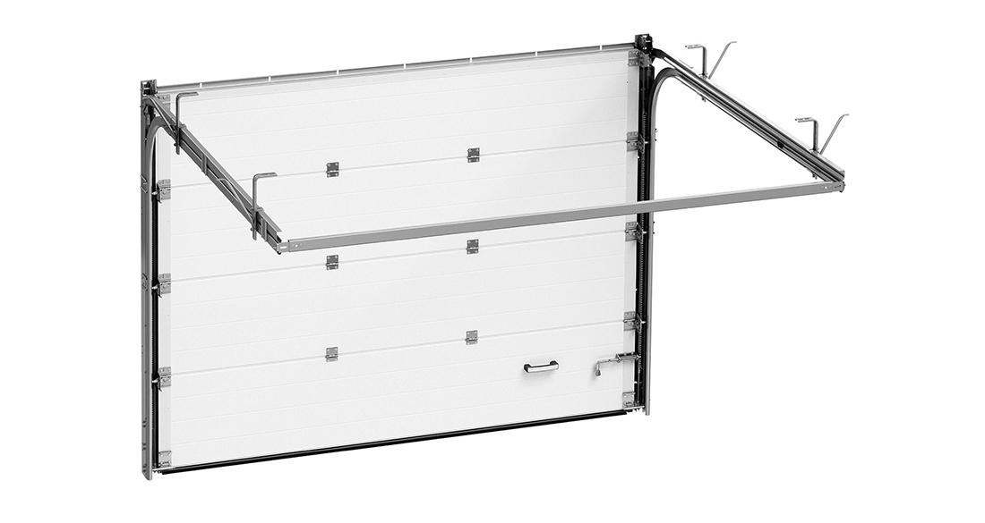 construkt Купить секционные гаражные ворота в Новосибирске - низкая цена на подъемные гаражные ворота в компании Входные Системы, монтаж автоматических ворот